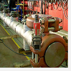 Offshore Oil and Gas Manifold